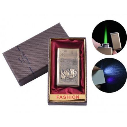 Зажигалка в подарочной коробке 100 гривен UA-13