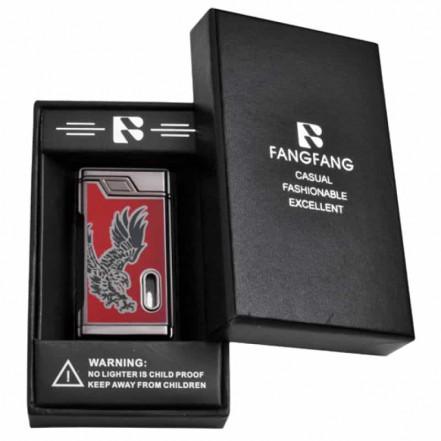 Зажигалка подарочная Fang Fang 3964