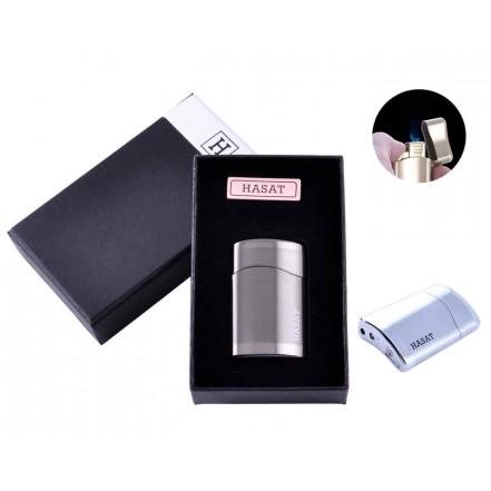 Зажигалка в подарочной коробке HASAT 4312 Black