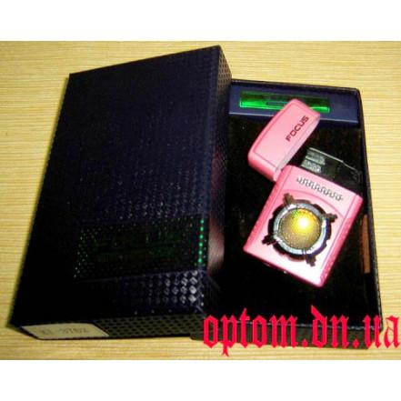 Зажигалка в подарочной коробке FOCUS 3762