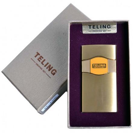 """Зажигалка в подарочной коробке """"TELING"""" 4306"""