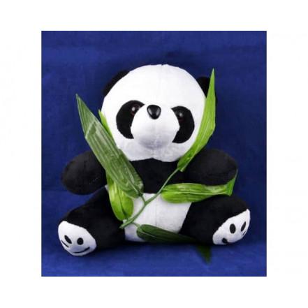 Мягкая игрушка медведь Панда 1437 (19см)