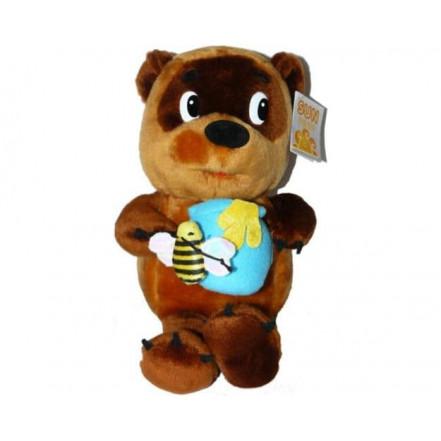 Мягкая игрушка медведь Винни Пух F6-1572-20 (20 см)