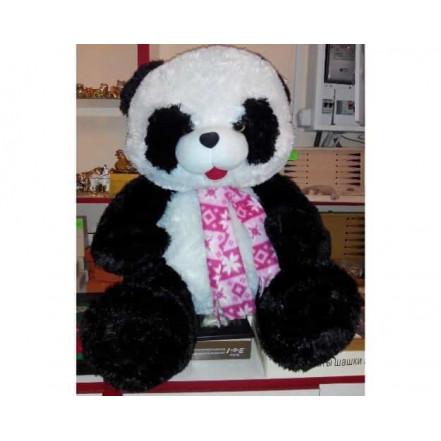Мягкая игрушка медведь Панда с шарфом 2154-62 (62см)
