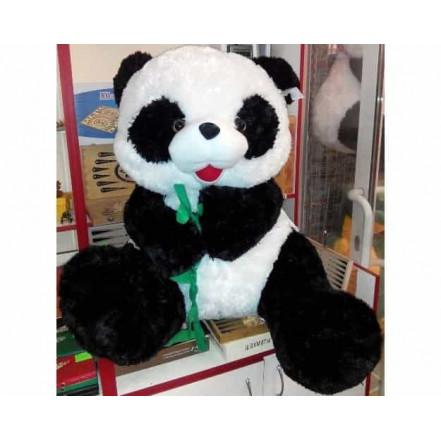Мягкая игрушка медведь Панда с веткой 2155-78 (78см)