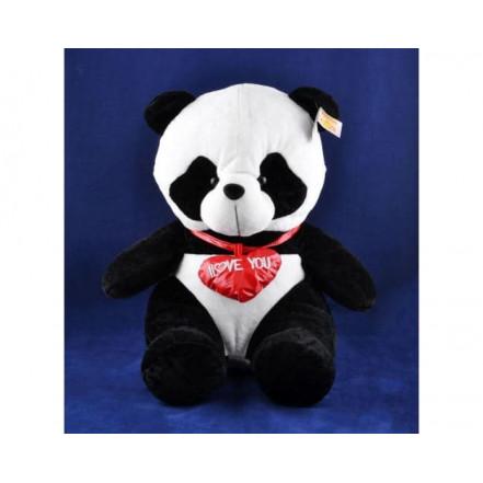 Мягкая игрушка медведь Панда 67-30 (30 см)