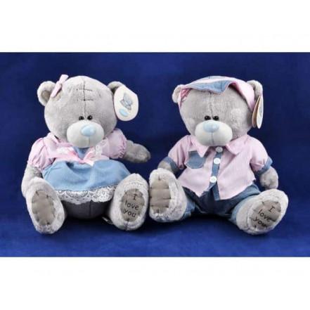 Мягкая игрушка мишка Тедди 73036 (21 см)