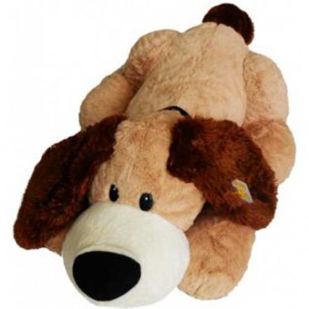 Мягкая игрушка Собака лежит 64см 2068-64
