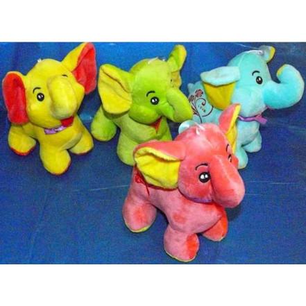 Мягкая игрушка Слон стоит 1437