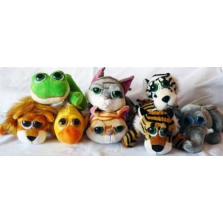 Мягкие игрушки Зоо 15см №20