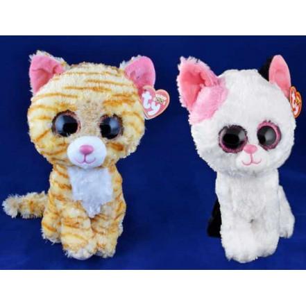 Мягкая игрушка Котенок Глазастый 96027 (25 см)