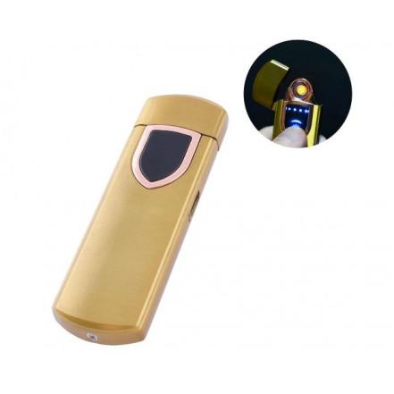 USB зажигалка HL-71 Gold XIPIE