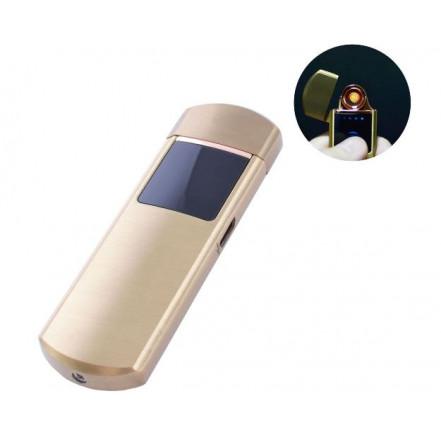 USB зажигалка HL-73 Gold XIPIE