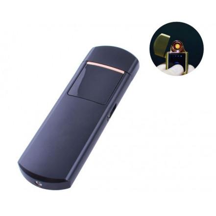 USB зажигалка HL-73 Black XIPIE