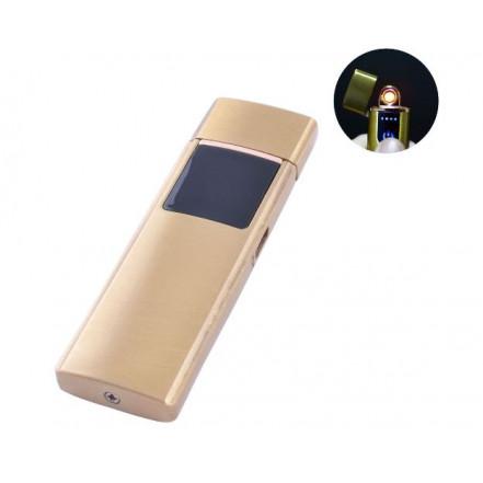 USB зажигалка HL-74 Gold XIPIE