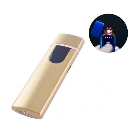 USB зажигалка HL-75 Gold LIGHTER