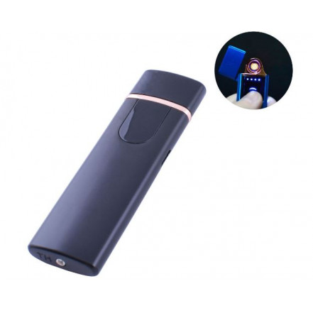 USB зажигалка HL-75 Black LIGHTER