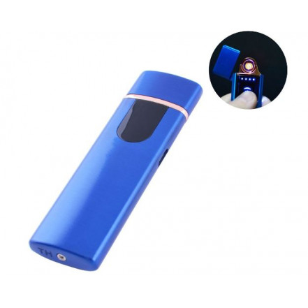 USB зажигалка HL-75 Blue LIGHTER