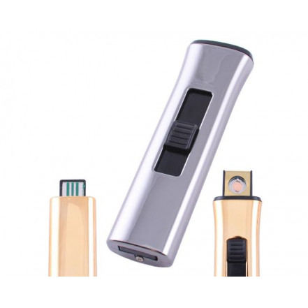 USB зажигалка HL-78 Black LIGHTER