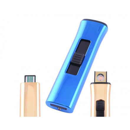 USB зажигалка HL-78 Blue LIGHTER