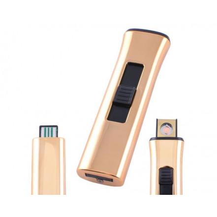 USB зажигалка HL-78 Gold LIGHTER