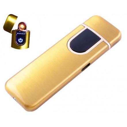 USB зажигалка HL-142 Gold