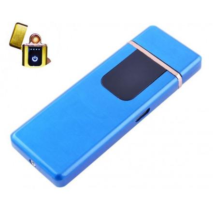 USB зажигалка HL-143 Blue