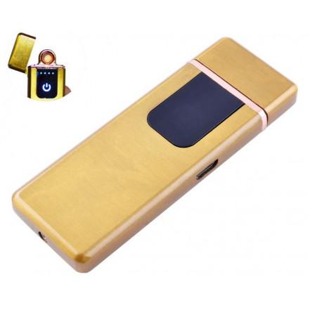 USB зажигалка HL-143 Gold