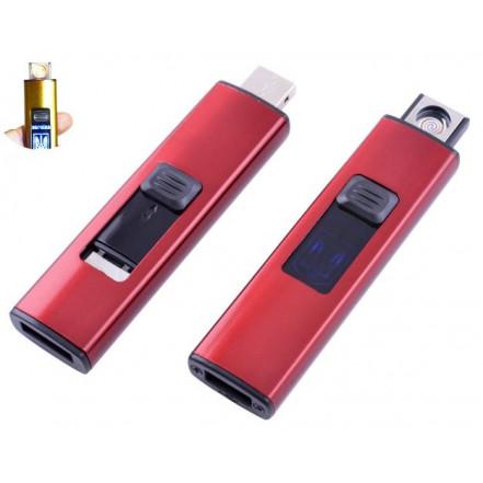 USB зажигалка Украина HL-144 Red