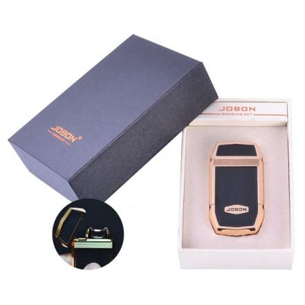 USB зажигалка в подарочной упаковке Jobon 4963-3 (Электроимпульсная)