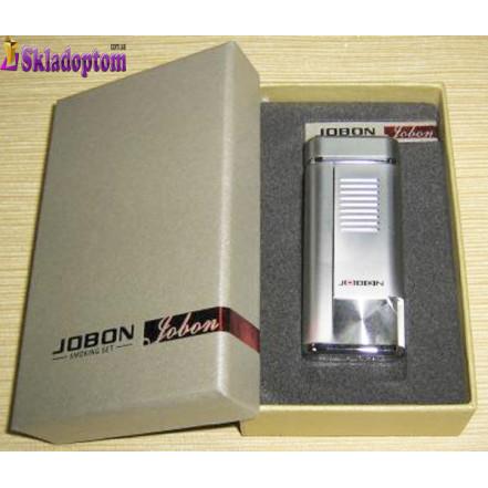 Зажигалка в подарочной коробке Jobon 4084