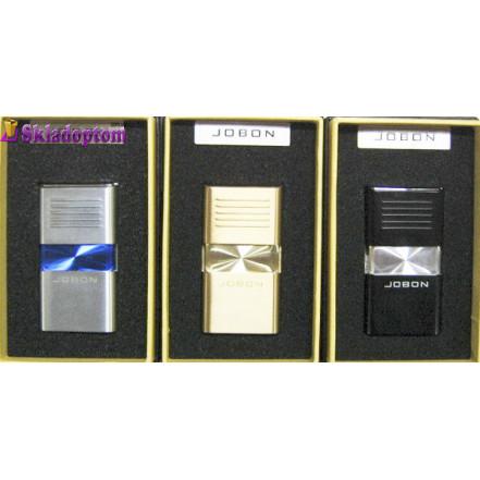 Зажигалка в подарочной коробке Jobon 3411