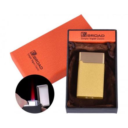 Зажигалка подарочная BROAD 4976 Gold