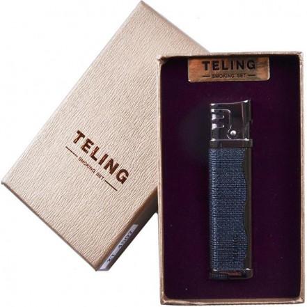"""Зажигалка в подарочной коробке """"TELING"""" 4507"""