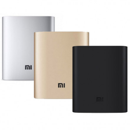 Power Bank MI 10400mAh USB(2A), индикатор заряда -135
