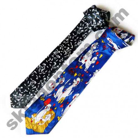 Прикольный галстук Для взрослых