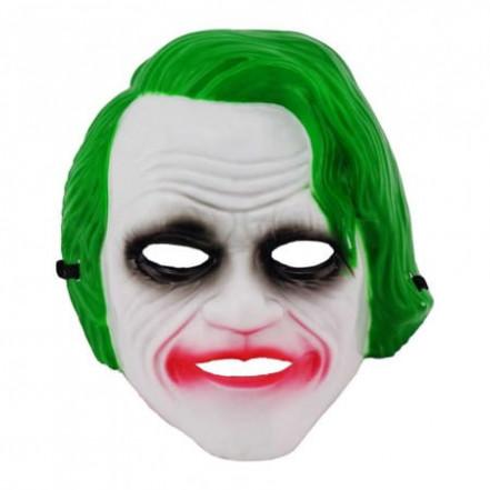 Маска Джокер зеленый
