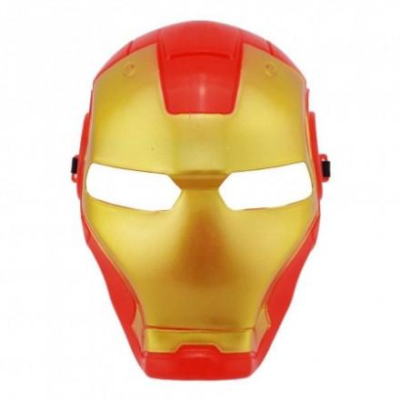 Маска Железный человек (красная)