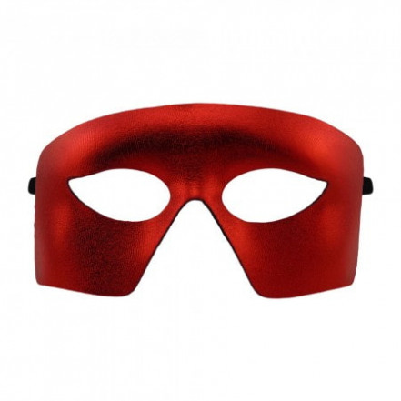 Венецианская маска Мистер Х (красная)