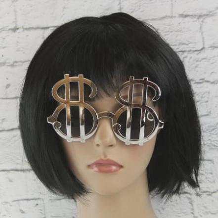 Очки Доллары (серебро)