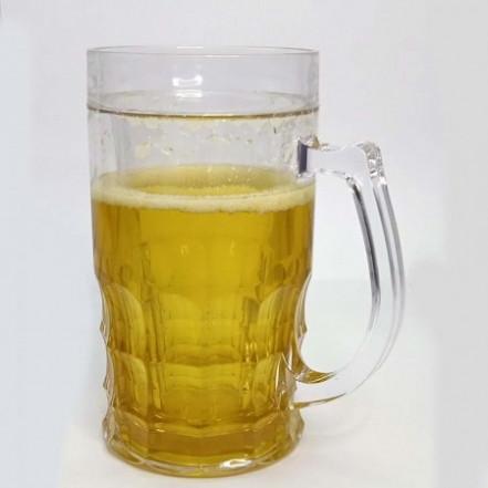 Пивная кружка Непроливайка 400 ml HT07