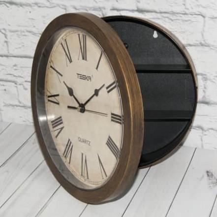Часы Сейф настенные