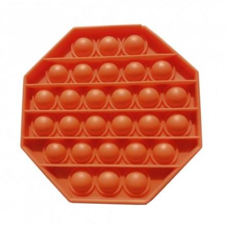 Антистресс игрушка Pop It 8-угольник (два цвета)
