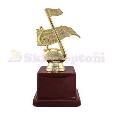 Статуэтка 57282 Золотая Нота