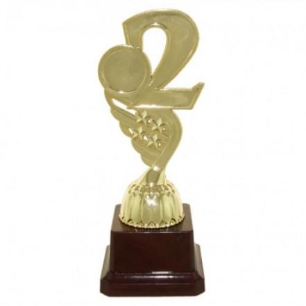 Статуэтка 57165 призовая 2 место