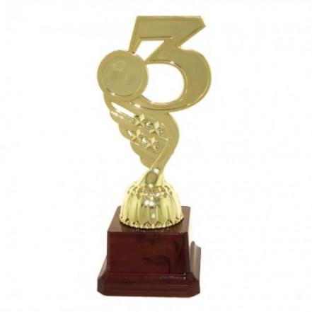 Статуэтка 57166 призовая 3 место
