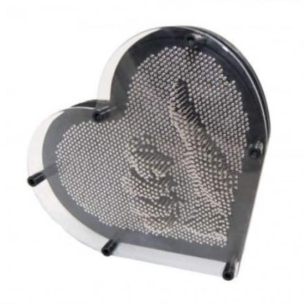 Гвозди ART-PIN Сердце L металл