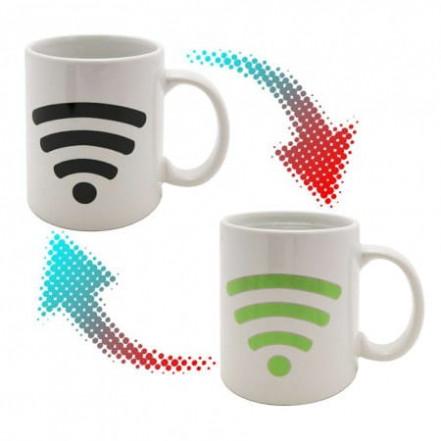 Чашка хамелеон Wi-Fi WF46
