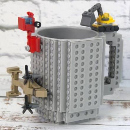 Кружка Лего конструктор