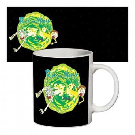 Чашка с принтом 63405 Rick and Morty №2